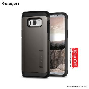 Picture of Spigen Tough Armor Protection Case for Samsung Galaxy S8 - Gunmetal Samsung Galaxy S8- Samsung Galaxy S8 Cases, Samsung Galaxy S8 Covers, iPad Cases and a wide selection of Samsung Galaxy S8 Accessories in Malaysia, Sabah, Sarawak and Singapore
