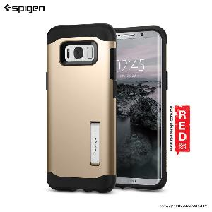 Picture of Spigen Slim Armor Protection Case for Samsung Galaxy S8 Plus - Gold Maple Samsung Galaxy S8 Plus- Samsung Galaxy S8 Plus Cases, Samsung Galaxy S8 Plus Covers, iPad Cases and a wide selection of Samsung Galaxy S8 Plus Accessories in Malaysia, Sabah, Sarawak and Singapore
