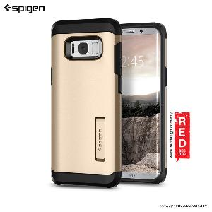 Picture of Spigen Tough Armor Protection Case for Samsung Galaxy S8 Plus - Gold Maple Samsung Galaxy S8 Plus- Samsung Galaxy S8 Plus Cases, Samsung Galaxy S8 Plus Covers, iPad Cases and a wide selection of Samsung Galaxy S8 Plus Accessories in Malaysia, Sabah, Sarawak and Singapore