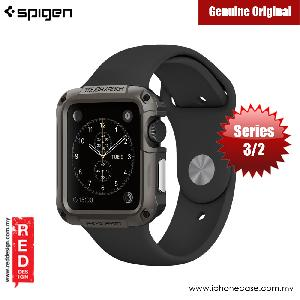Picture of Spigen Apple Watch Case Tough Armor 42mm Series 1 2 3 (Gunmetal) Apple Watch 42mm- Apple Watch 42mm Cases, Apple Watch 42mm Covers, iPad Cases and a wide selection of Apple Watch 42mm Accessories in Malaysia, Sabah, Sarawak and Singapore