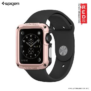 Picture of Spigen Apple Watch Case Tough Armor 42mm Series 1 and 2 - Rose Gold Apple Watch 42mm- Apple Watch 42mm Cases, Apple Watch 42mm Covers, iPad Cases and a wide selection of Apple Watch 42mm Accessories in Malaysia, Sabah, Sarawak and Singapore