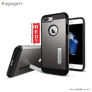 Picture of Spigen Tough Armor Drop Protection Case for Apple iPhone 7 Plus iPhone 8 Plus 5.5 - Gunmetal Apple iPhone 8 Plus- Apple iPhone 8 Plus Cases, Apple iPhone 8 Plus Covers, iPad Cases and a wide selection of Apple iPhone 8 Plus Accessories in Malaysia, Sabah, Sarawak and Singapore