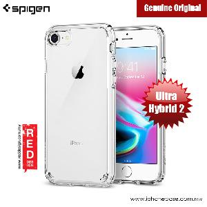 Picture of Spigen Ultra Hybrid 2 Protection Case for Apple iPhone 7 iPhone 8 4.7 (Crystal Clear) Apple iPhone 7 4.7- Apple iPhone 7 4.7 Cases, Apple iPhone 7 4.7 Covers, iPad Cases and a wide selection of Apple iPhone 7 4.7 Accessories in Malaysia, Sabah, Sarawak and Singapore