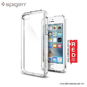 Picture of Spigen Ultra Hybrid Case for iPhone SE iPhone 5 iPhone 5S - Crystal Clear Apple iPhone 5- Apple iPhone 5 Cases, Apple iPhone 5 Covers, iPad Cases and a wide selection of Apple iPhone 5 Accessories in Malaysia, Sabah, Sarawak and Singapore