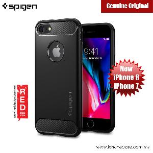 Picture of Spigen Rugged Armor Protection Case for iPhone 7 iPhone 8 4.7 (Black) Apple iPhone 7 4.7- Apple iPhone 7 4.7 Cases, Apple iPhone 7 4.7 Covers, iPad Cases and a wide selection of Apple iPhone 7 4.7 Accessories in Malaysia, Sabah, Sarawak and Singapore