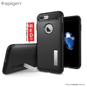 Picture of Spigen Slim Armor Protection Case for Apple iPhone 7 Plus 5.5 - Black Apple iPhone 7 Plus 5.5- Apple iPhone 7 Plus 5.5 Cases, Apple iPhone 7 Plus 5.5 Covers, iPad Cases and a wide selection of Apple iPhone 7 Plus 5.5 Accessories in Malaysia, Sabah, Sarawak and Singapore