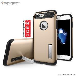 Picture of Spigen Slim Armor Protection Case for Apple iPhone 7 Plus iPhone 8 Plus 5.5 - Champagne Gold Apple iPhone 8 Plus- Apple iPhone 8 Plus Cases, Apple iPhone 8 Plus Covers, iPad Cases and a wide selection of Apple iPhone 8 Plus Accessories in Malaysia, Sabah, Sarawak and Singapore