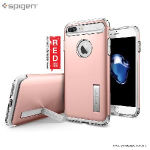 Picture of Spigen Slim Armor Protection Case for Apple iPhone 7 Plus iPhone 8 Plus 5.5 - Rose Gold Apple iPhone 8 Plus- Apple iPhone 8 Plus Cases, Apple iPhone 8 Plus Covers, iPad Cases and a wide selection of Apple iPhone 8 Plus Accessories in Malaysia, Sabah, Sarawak and Singapore