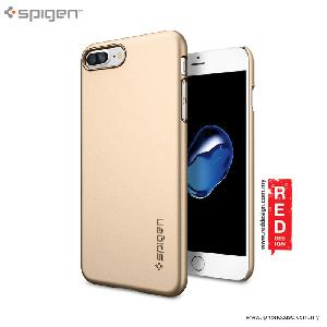 Picture of Spigen Thin Fit Back Cover Case Case for iPhone 7 Plus iPhone 8 Plus 5.5 - Champagne Gold Apple iPhone 8 Plus- Apple iPhone 8 Plus Cases, Apple iPhone 8 Plus Covers, iPad Cases and a wide selection of Apple iPhone 8 Plus Accessories in Malaysia, Sabah, Sarawak and Singapore