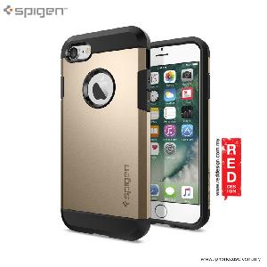 Picture of SPIGEN Tough Armor Case Drop Proof Protection Case for iPhone 7 iPhone 8 4.7 - Champagne Gold Apple iPhone 8- Apple iPhone 8 Cases, Apple iPhone 8 Covers, iPad Cases and a wide selection of Apple iPhone 8 Accessories in Malaysia, Sabah, Sarawak and Singapore