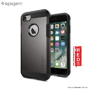 Picture of SPIGEN Tough Armor Case Drop Proof Protection Case for iPhone 7 iPhone 8 4.7 - Gunmetal Apple iPhone 8- Apple iPhone 8 Cases, Apple iPhone 8 Covers, iPad Cases and a wide selection of Apple iPhone 8 Accessories in Malaysia, Sabah, Sarawak and Singapore