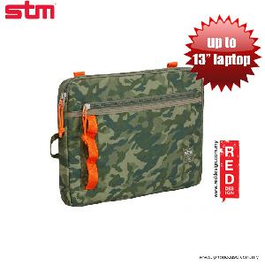 "Picture of STM Arc laptop Sleeve up to 13"" - Camo Red Design- Red Design Cases, Red Design Covers, iPad Cases and a wide selection of Red Design Accessories in Malaysia, Sabah, Sarawak and Singapore"