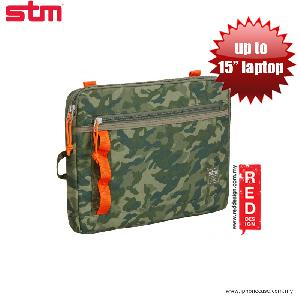 "Picture of STM Arc laptop Sleeve up to 15"" - Camo Red Design- Red Design Cases, Red Design Covers, iPad Cases and a wide selection of Red Design Accessories in Malaysia, Sabah, Sarawak and Singapore"