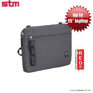 "Picture of STM Arc laptop Sleeve up to 15"" - Graphite Red Design- Red Design Cases, Red Design Covers, iPad Cases and a wide selection of Red Design Accessories in Malaysia, Sabah, Sarawak and Singapore"