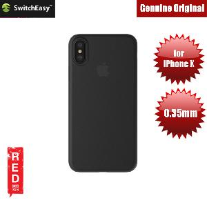 Picture of Switcheasy 0.35mm Ultra Thin Case for Apple iPhone X (Ultra Black) Apple iPhone X- Apple iPhone X Cases, Apple iPhone X Covers, iPad Cases and a wide selection of Apple iPhone X Accessories in Malaysia, Sabah, Sarawak and Singapore