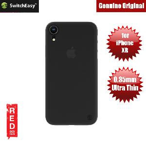 Picture of Switcheasy 0.35mm Ultra Thin Case for Apple iPhone XR 6.1 (Ultra Black) Apple iPhone XR- Apple iPhone XR Cases, Apple iPhone XR Covers, iPad Cases and a wide selection of Apple iPhone XR Accessories in Malaysia, Sabah, Sarawak and Singapore