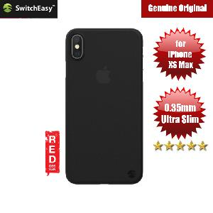 Picture of Switcheasy 0.35mm Ultra Thin Case for Apple iPhone XS Max (Ultra Black) Apple iPhone XS Max- Apple iPhone XS Max Cases, Apple iPhone XS Max Covers, iPad Cases and a wide selection of Apple iPhone XS Max Accessories in Malaysia, Sabah, Sarawak and Singapore