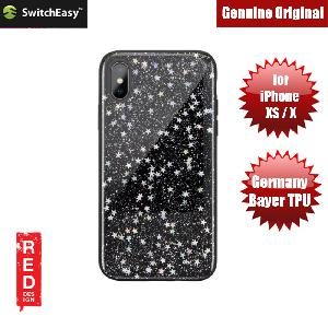 Picture of Switcheasy Starfield Series Case with Camera Lens Protection for Apple iPhone XS iPhone X (Black Star) Apple iPhone X- Apple iPhone X Cases, Apple iPhone X Covers, iPad Cases and a wide selection of Apple iPhone X Accessories in Malaysia, Sabah, Sarawak and Singapore