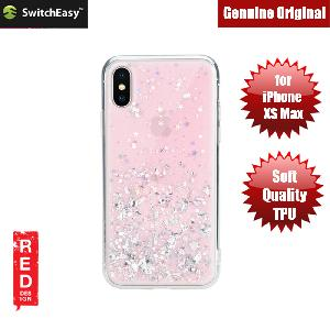 Picture of Switcheasy Starfield High Quality Soft TPU Case with Camera Lens Protection for Apple iPhone XS Max (Pink) Apple iPhone XS Max- Apple iPhone XS Max Cases, Apple iPhone XS Max Covers, iPad Cases and a wide selection of Apple iPhone XS Max Accessories in Malaysia, Sabah, Sarawak and Singapore