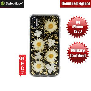 Picture of Switcheasy Flash Floral Series Case with Camera Lens Protection for Apple iPhone XS iPhone X (Daisy) Apple iPhone X- Apple iPhone X Cases, Apple iPhone X Covers, iPad Cases and a wide selection of Apple iPhone X Accessories in Malaysia, Sabah, Sarawak and Singapore