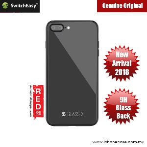 Picture of Switcheasy GLASS X Case for Apple iPhone 7 Plus iPhone 8 Plus 5.5 (Black) Apple iPhone 7 Plus 5.5- Apple iPhone 7 Plus 5.5 Cases, Apple iPhone 7 Plus 5.5 Covers, iPad Cases and a wide selection of Apple iPhone 7 Plus 5.5 Accessories in Malaysia, Sabah, Sarawak and Singapore