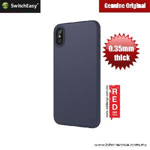 Picture of Switcheasy Ultra Thin Slim 0.35mm Case for Apple iPhone X (Midnight Blue) Apple iPhone X- Apple iPhone X Cases, Apple iPhone X Covers, iPad Cases and a wide selection of Apple iPhone X Accessories in Malaysia, Sabah, Sarawak and Singapore