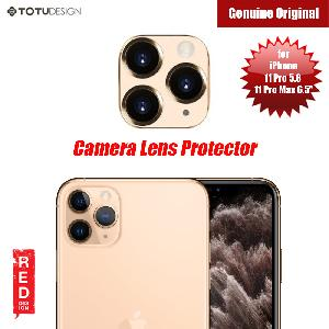 Picture of Apple iPhone 11 Pro 5.8  | Totu Series Camera Lens Protection for iPhone 11 Pro 5.8 iPhone 11 Pro Max 6.5 (Black)