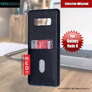 Picture of Totu Jazz Series Card Slot Case for Samsung Galaxy Note 8 (Black) Samsung Galaxy Note 8- Samsung Galaxy Note 8 Cases, Samsung Galaxy Note 8 Covers, iPad Cases and a wide selection of Samsung Galaxy Note 8 Accessories in Malaysia, Sabah, Sarawak and Singapore