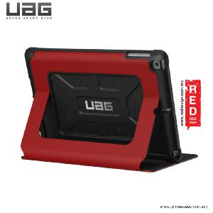 Picture of UAG Rugged and Lightweight Metropolis Protection Case for Apple iPad 9.7 2017 iPad Air - red Apple iPad 9.7 2017- Apple iPad 9.7 2017 Cases, Apple iPad 9.7 2017 Covers, iPad Cases and a wide selection of Apple iPad 9.7 2017 Accessories in Malaysia, Sabah, Sarawak and Singapore