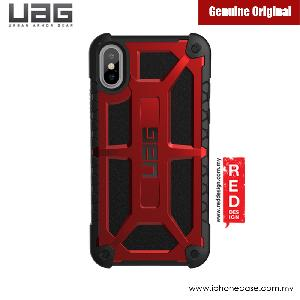 Picture of UAG Monarch Series Case for Apple iPhone X (Crimson Red) Apple iPhone X- Apple iPhone X Cases, Apple iPhone X Covers, iPad Cases and a wide selection of Apple iPhone X Accessories in Malaysia, Sabah, Sarawak and Singapore