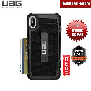 Picture of UAG Trooper Series Protection Card Case for Apple iPhone XS Max (Black) Apple iPhone XS Max- Apple iPhone XS Max Cases, Apple iPhone XS Max Covers, iPad Cases and a wide selection of Apple iPhone XS Max Accessories in Malaysia, Sabah, Sarawak and Singapore