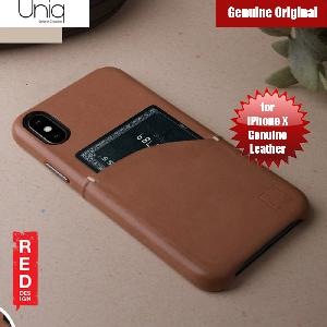 Picture of Uniq Element Duffle Genuine Leather Case for Apple iPhone X (Camel) Apple iPhone X- Apple iPhone X Cases, Apple iPhone X Covers, iPad Cases and a wide selection of Apple iPhone X Accessories in Malaysia, Sabah, Sarawak and Singapore