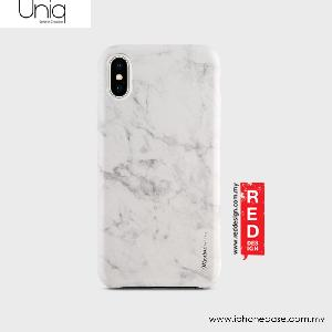 Picture of Uniq Mabre Back Case for Apple iPhone X (White) Apple iPhone X- Apple iPhone X Cases, Apple iPhone X Covers, iPad Cases and a wide selection of Apple iPhone X Accessories in Malaysia, Sabah, Sarawak and Singapore