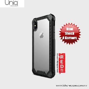 Picture of Uniq Xtremisis Drop Protection Case for Apple iPhone X (Black) Apple iPhone X- Apple iPhone X Cases, Apple iPhone X Covers, iPad Cases and a wide selection of Apple iPhone X Accessories in Malaysia, Sabah, Sarawak and Singapore