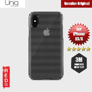 Picture of Uniq Clarion Drop Protection Case for Apple iPhone XS iPhone X (Tint Black) Apple iPhone X- Apple iPhone X Cases, Apple iPhone X Covers, iPad Cases and a wide selection of Apple iPhone X Accessories in Malaysia, Sabah, Sarawak and Singapore