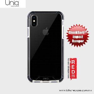 Picture of Uniq Combat Impact Bumper Case for Apple iPhone X (Black) Apple iPhone X- Apple iPhone X Cases, Apple iPhone X Covers, iPad Cases and a wide selection of Apple iPhone X Accessories in Malaysia, Sabah, Sarawak and Singapore
