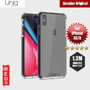 Picture of Uniq Combat Protection Case for Apple iPhone XS iPhone X (Black) Apple iPhone X- Apple iPhone X Cases, Apple iPhone X Covers, iPad Cases and a wide selection of Apple iPhone X Accessories in Malaysia, Sabah, Sarawak and Singapore