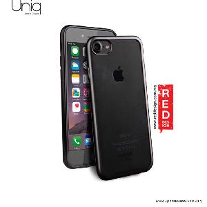 Picture of Uniq Glacier Frost Ultra Slim TPU Soft cover case for Apple iPhone 7 4.7 - Black Froz Apple iPhone 7 4.7- Apple iPhone 7 4.7 Cases, Apple iPhone 7 4.7 Covers, iPad Cases and a wide selection of Apple iPhone 7 4.7 Accessories in Malaysia, Sabah, Sarawak and Singapore