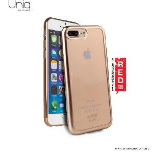 Picture of Uniq Glacier Frost Ultra Slim TPU Soft cover case for Apple iPhone 7 Plus iPhone 8 Plus 5.5 - Champagne Gold Apple iPhone 8 Plus- Apple iPhone 8 Plus Cases, Apple iPhone 8 Plus Covers, iPad Cases and a wide selection of Apple iPhone 8 Plus Accessories in Malaysia, Sabah, Sarawak and Singapore