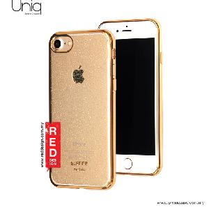 Picture of Uniq Glacier Glitz Soft TPU Sprinkling Case for Apple iPhone 7 iPhone 8 4.7 - Gold Apple iPhone 8- Apple iPhone 8 Cases, Apple iPhone 8 Covers, iPad Cases and a wide selection of Apple iPhone 8 Accessories in Malaysia, Sabah, Sarawak and Singapore