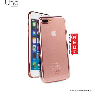 Picture of Uniq Glacier Glitz Soft TPU Sprinkling Case for Apple iPhone 7 Plus iPhone 8 Plus 5.5 - Rose Gold Apple iPhone 8 Plus- Apple iPhone 8 Plus Cases, Apple iPhone 8 Plus Covers, iPad Cases and a wide selection of Apple iPhone 8 Plus Accessories in Malaysia, Sabah, Sarawak and Singapore