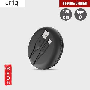 Picture of Uniq Halo 120cm Fast Charge Type C Cable with Organiser (Black) Red Design- Red Design Cases, Red Design Covers, iPad Cases and a wide selection of Red Design Accessories in Malaysia, Sabah, Sarawak and Singapore