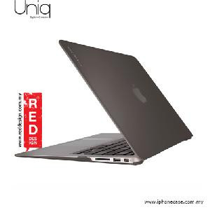 "Picture of Uniq Husk Pro Series Case for Macbook Air 13"" - Frost Black Apple Macbook Air 13\""- Apple Macbook Air 13\"" Cases, Apple Macbook Air 13\"" Covers, iPad Cases and a wide selection of Apple Macbook Air 13\"" Accessories in Malaysia, Sabah, Sarawak and Singapore"