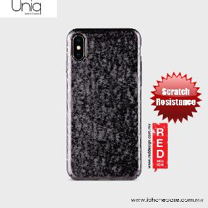 Picture of Uniq Topax Scratch Resistant Thin Fit Hard Soft Case for Apple iPhone X (Black) Apple iPhone X- Apple iPhone X Cases, Apple iPhone X Covers, iPad Cases and a wide selection of Apple iPhone X Accessories in Malaysia, Sabah, Sarawak and Singapore