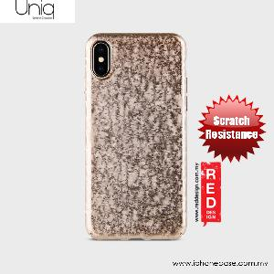 Picture of Uniq Topax Scratch Resistant Thin Fit Hard Soft Case for Apple iPhone X (Gold) Apple iPhone X- Apple iPhone X Cases, Apple iPhone X Covers, iPad Cases and a wide selection of Apple iPhone X Accessories in Malaysia, Sabah, Sarawak and Singapore