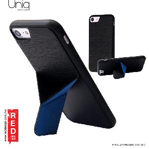 Picture of Uniq Transforma Ligne Stand Case for Apple iPhone 7 4.7 - Black Apple iPhone 7 4.7- Apple iPhone 7 4.7 Cases, Apple iPhone 7 4.7 Covers, iPad Cases and a wide selection of Apple iPhone 7 4.7 Accessories in Malaysia, Sabah, Sarawak and Singapore