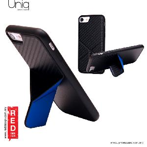Picture of Uniq Transforma Driv Stand Case for Apple iPhone 7 iPhone 8 4.7 - Black Blue Apple iPhone 8- Apple iPhone 8 Cases, Apple iPhone 8 Covers, iPad Cases and a wide selection of Apple iPhone 8 Accessories in Malaysia, Sabah, Sarawak and Singapore