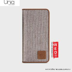 Picture of Uniq Trilby Flip Cover Case for Apple iPhone X (Brown) Apple iPhone X- Apple iPhone X Cases, Apple iPhone X Covers, iPad Cases and a wide selection of Apple iPhone X Accessories in Malaysia, Sabah, Sarawak and Singapore