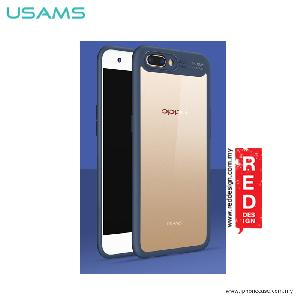 Picture of USAMS Mant Series Ultra Thin Soft Cover case for Oppo R11 - Blue OPPO R11- OPPO R11 Cases, OPPO R11 Covers, iPad Cases and a wide selection of OPPO R11 Accessories in Malaysia, Sabah, Sarawak and Singapore