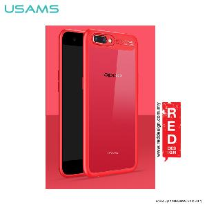 Picture of USAMS Mant Series Ultra Thin Soft Cover case for Oppo R11 - Red OPPO R11- OPPO R11 Cases, OPPO R11 Covers, iPad Cases and a wide selection of OPPO R11 Accessories in Malaysia, Sabah, Sarawak and Singapore